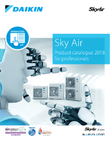 Sky Air_Product catalogue_for professional network_ECPEN18-100A_English