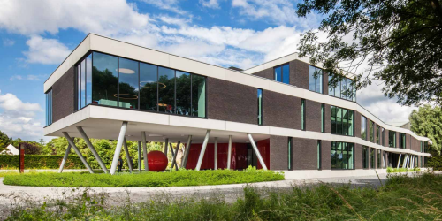 Claerhout Communication House Office