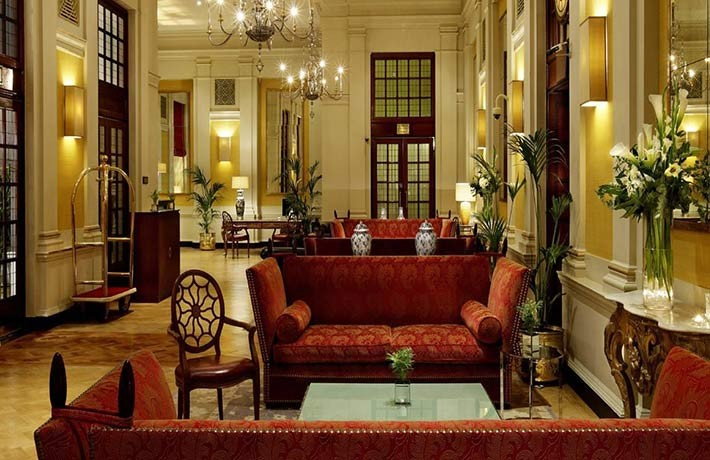 Bloomsbury chic heritage hotel