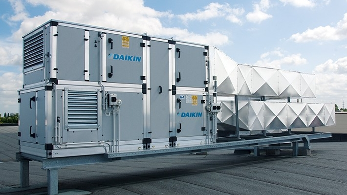 High Quality Air Handling Unit In Africa Daikin Africa