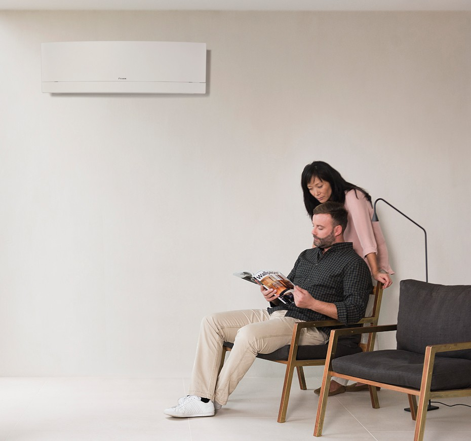 Energy efficient air conditioning for your home